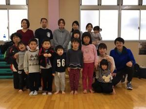体験講座 うんどうあそび親子教室 開催!!