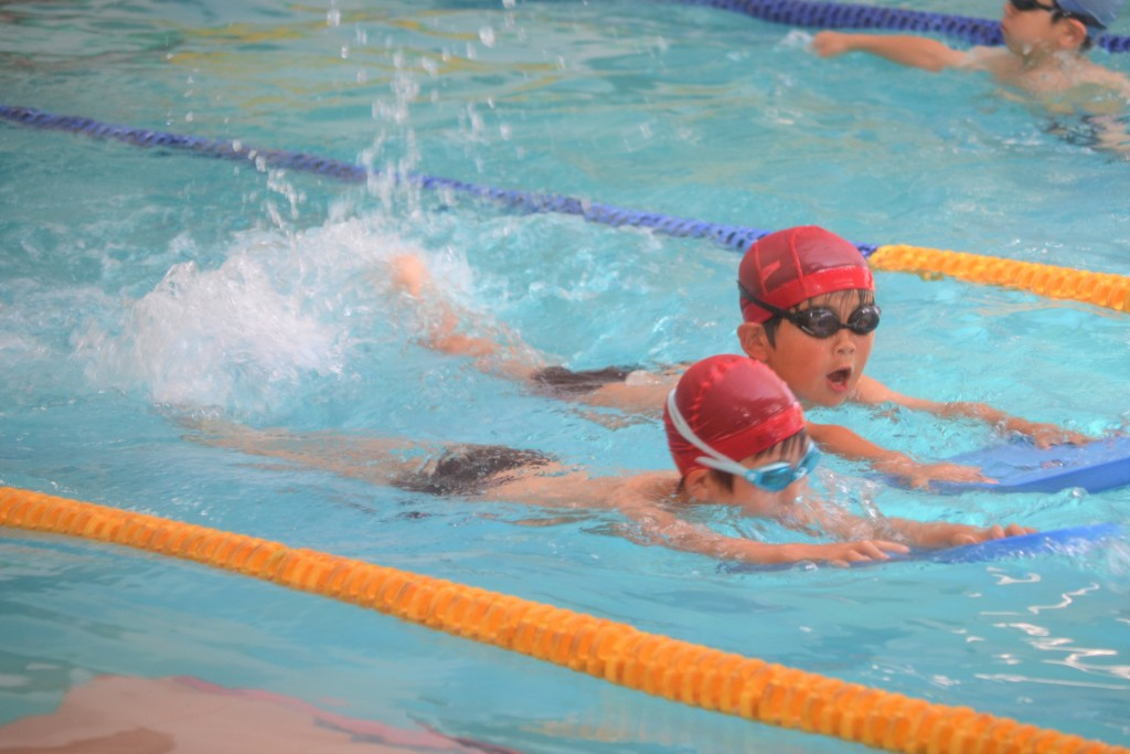 ~夏の短期水泳教室~