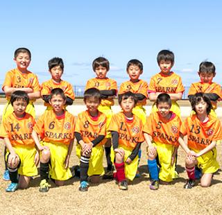サッカーコース