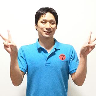 原田 恭兵(マネージャー・インストラクター)