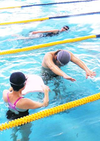 水泳指導(婦人・一般)