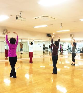 バレエエクササイズ・サーキットトレーニング